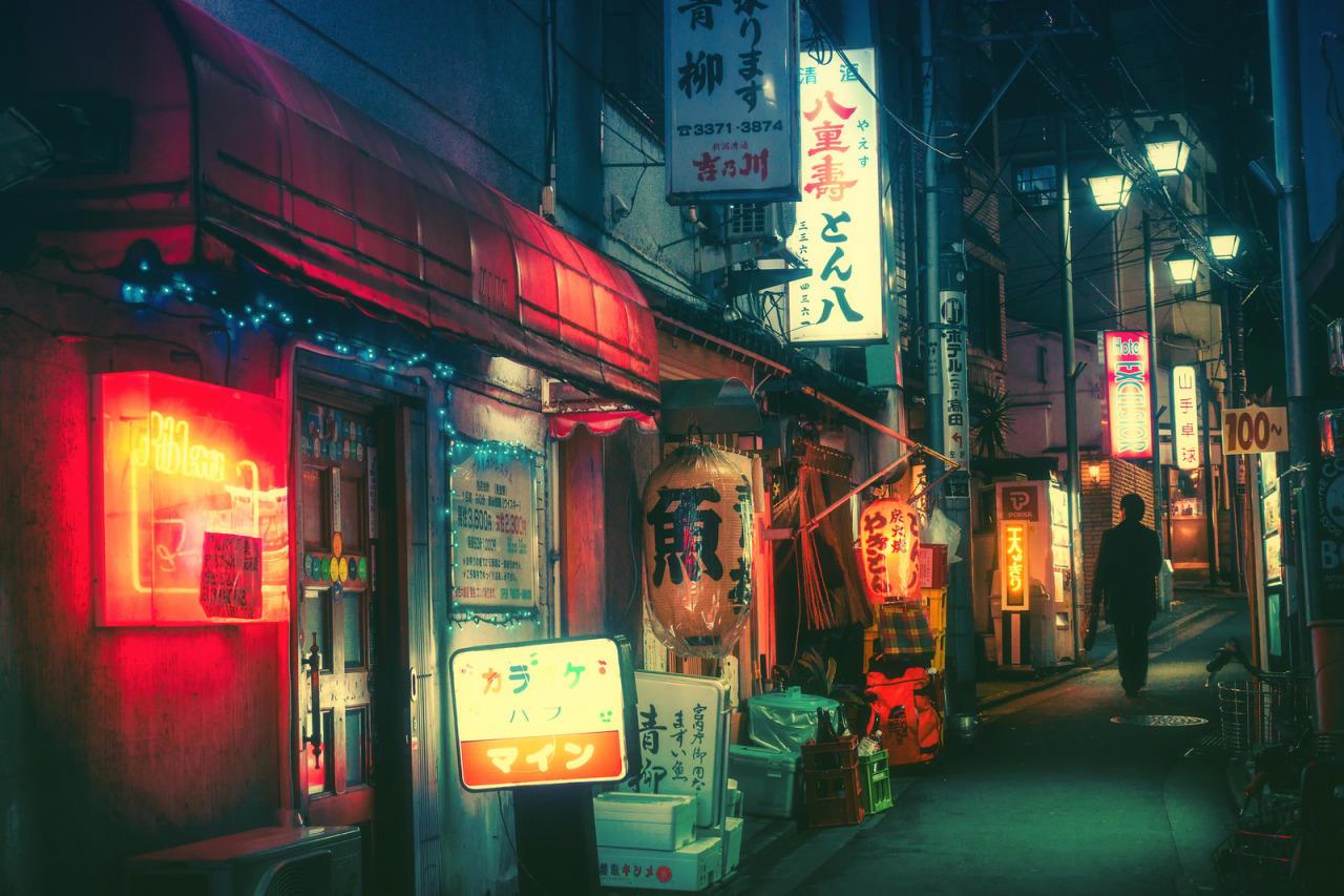 Masashi Wakui photography tokyo night oldskull 3