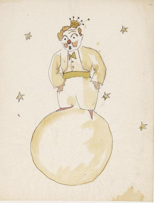 el principito dibujos ilustraciones 7