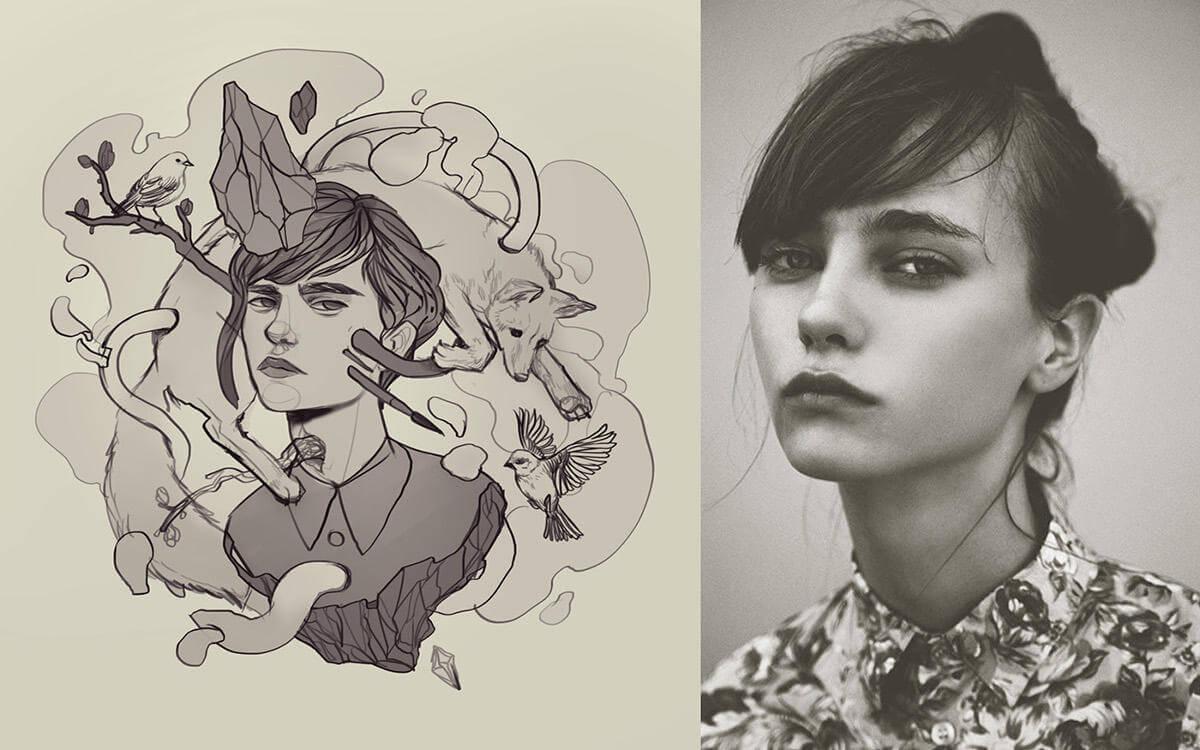 marija tiurina illustration 6