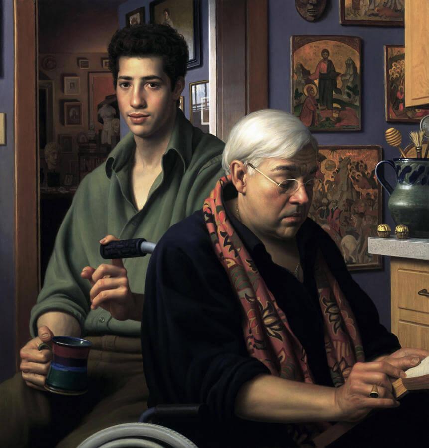 will wilson paintings oldskull 5