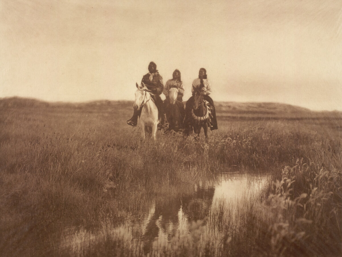 In the land of the Sioux