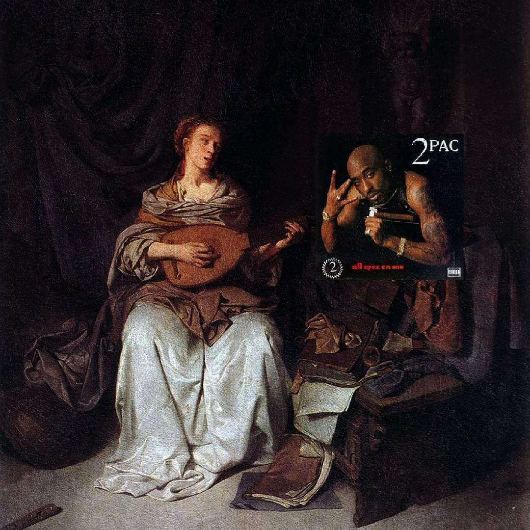 eisen bernardo painting music covers 10