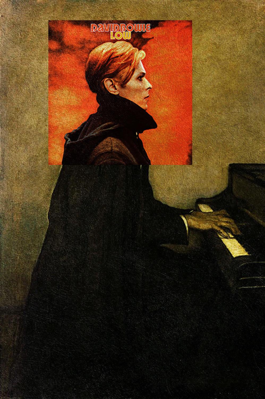 eisen bernardo painting music covers 2