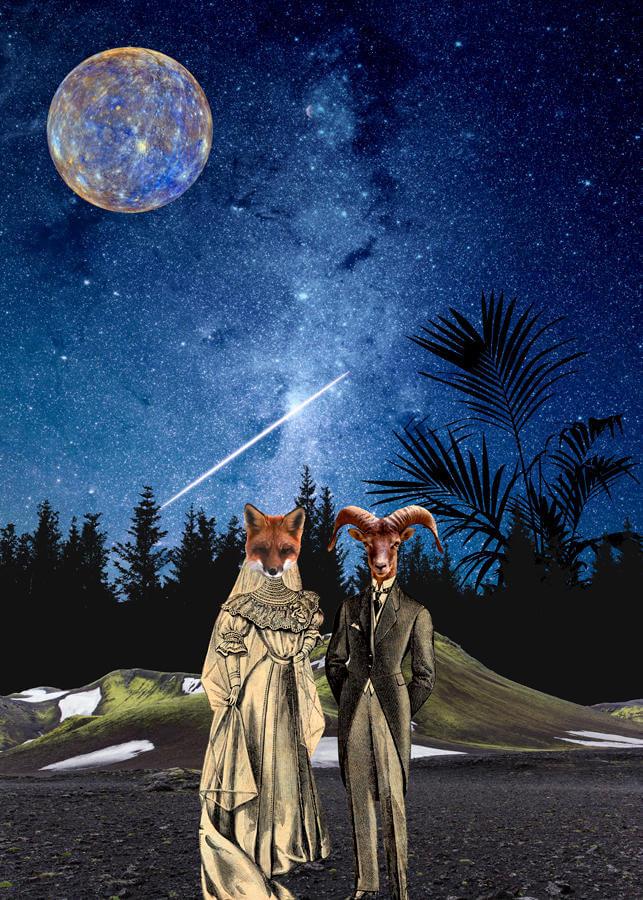 gloria sanchez collage ilustracion 4