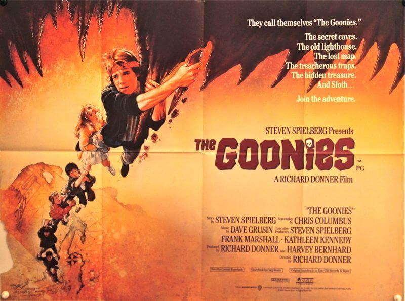 The Goonies Quad
