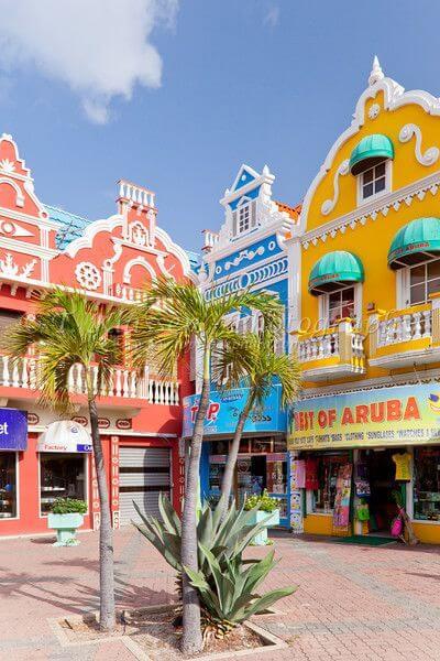 caribe colors