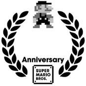 25th Aniversario de Super Mario Bros