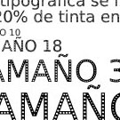 Ecofont, la fuente tipografica que ahorra tinta