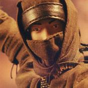 Ninja por Olivier Trudeau