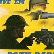 Posters americanos de la II Guerra mundial