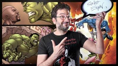 Curso de Dibujo a lápiz para cómics de superhéroes