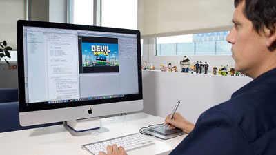Curso de Diseño y Programación de videojuegos con Unity 5