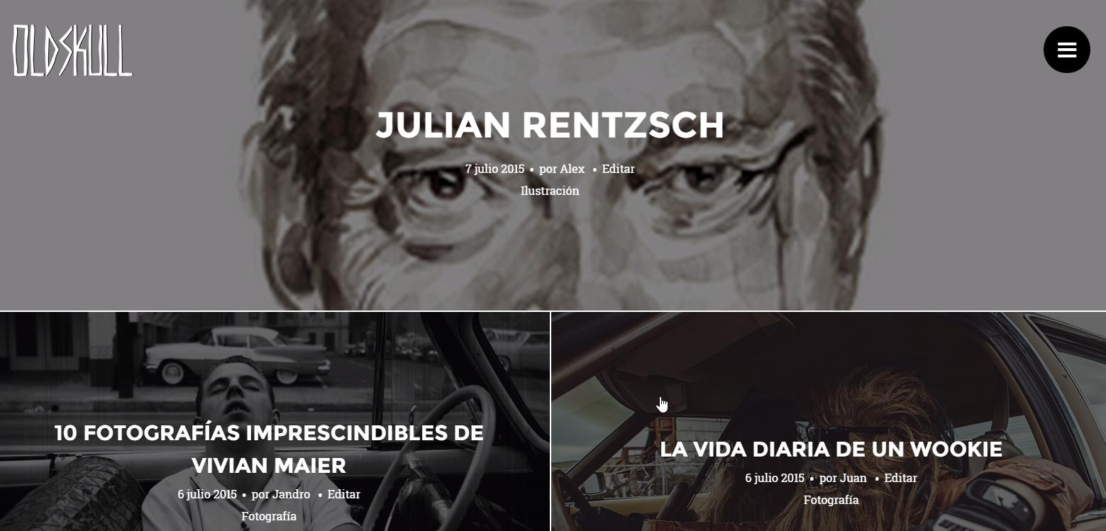 Blog de diseño gráfico y fotografía