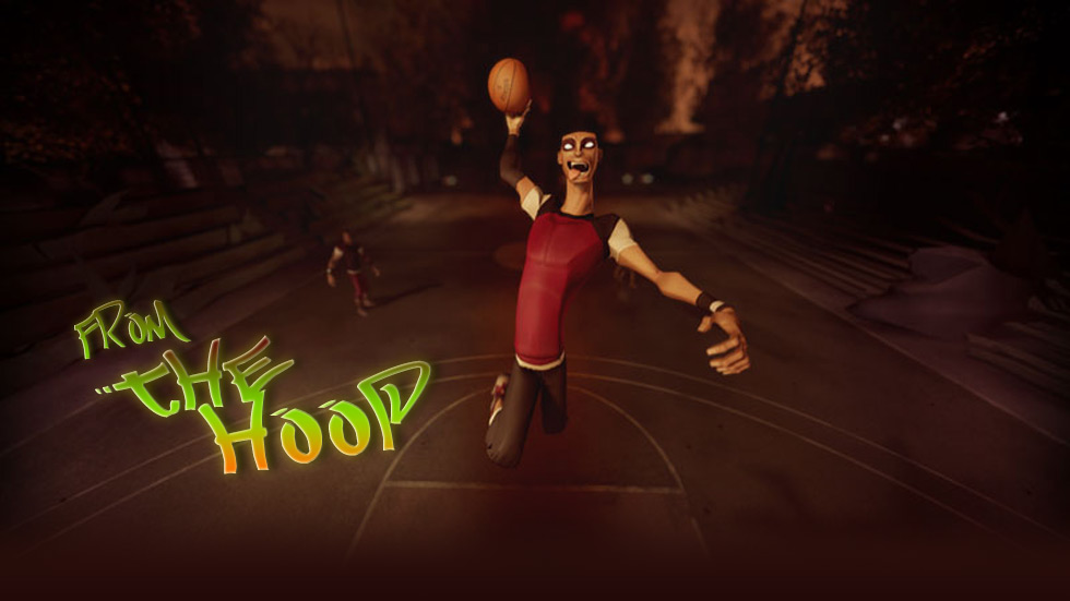 from-the-hoop- basket animation