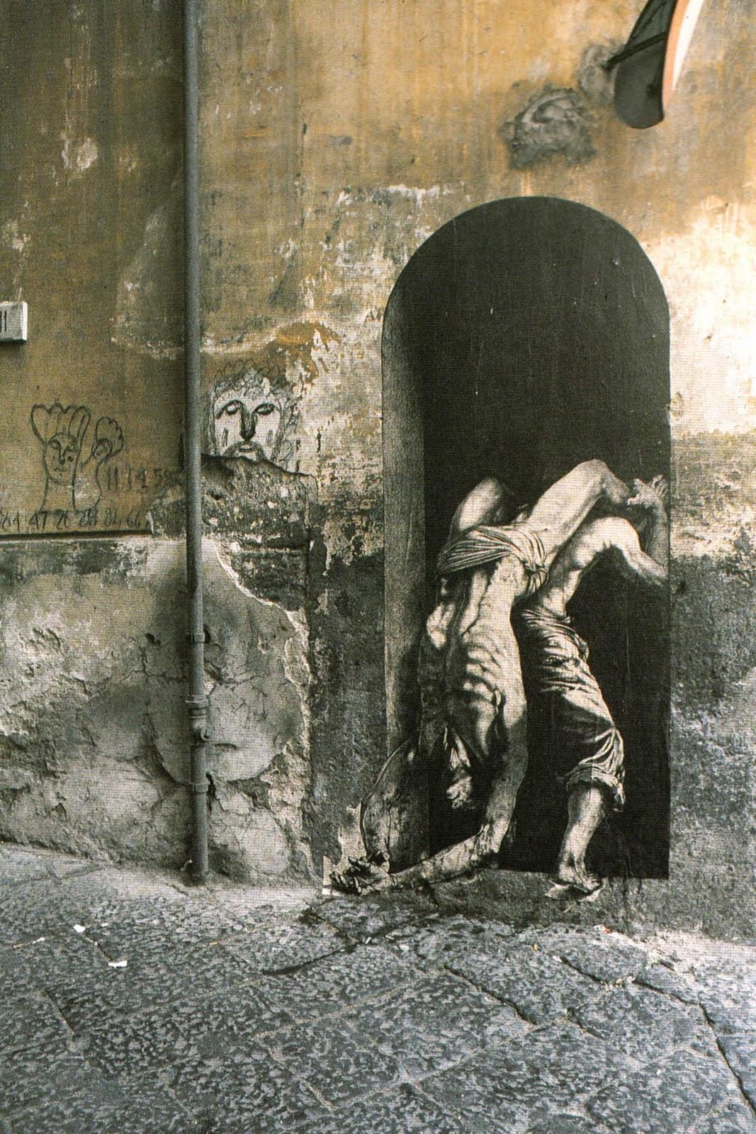 Ernest PIGNON-street-art-oldskull-4