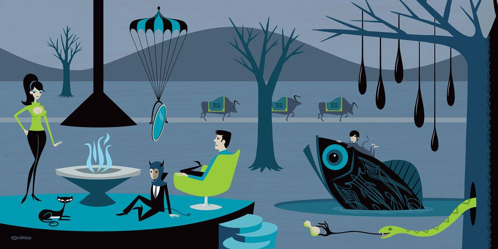 shag 50s illustration 5