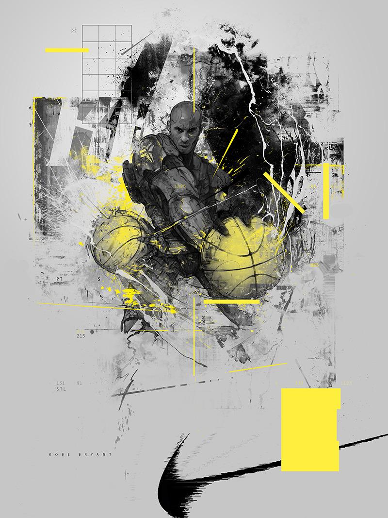 sport illustrations 2
