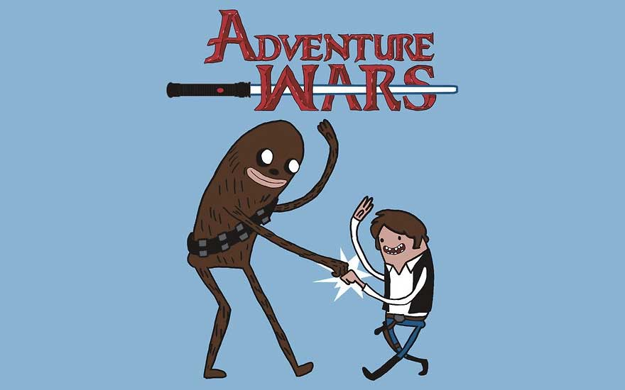star-wars-adventure-time-illustration