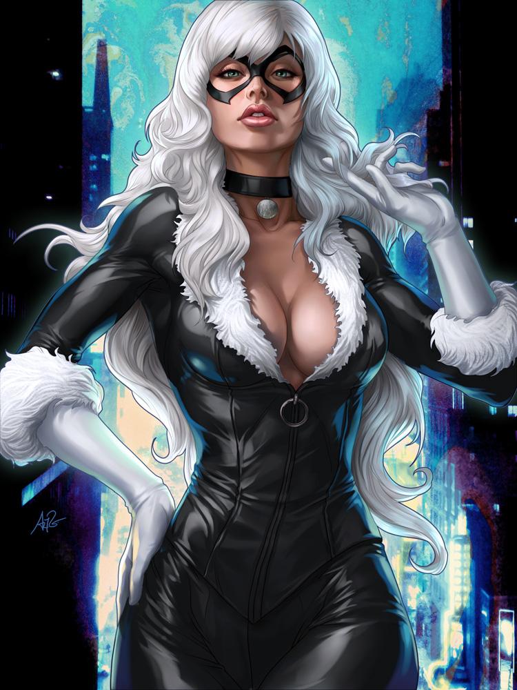 black_pussy_cat_by_artgerm-illustration-oldskull