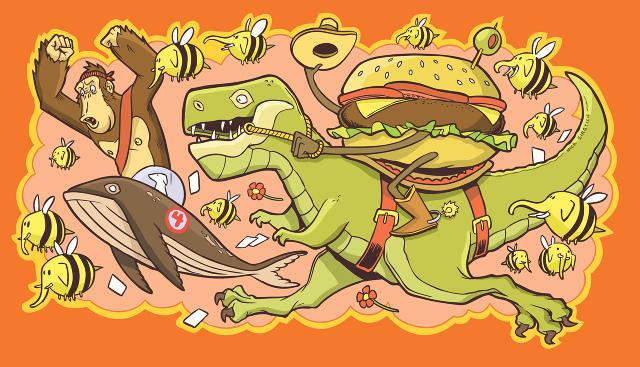 Nick sirotich illustration oldskull0