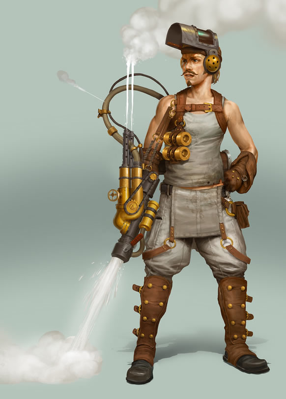 steampunk_star_wars-illustration-luke-oldskull