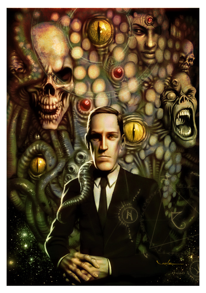 homage_to_lovecraft_by_carlos valenzuela