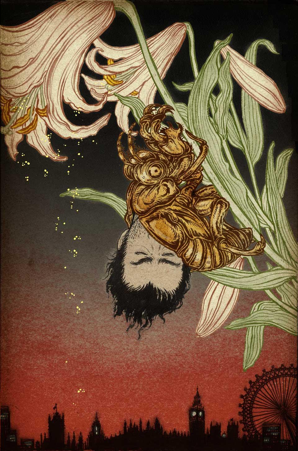 yuko shimizu illustration oldskull-7