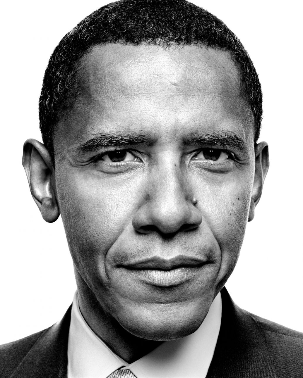 Barack Obama Portrait photography