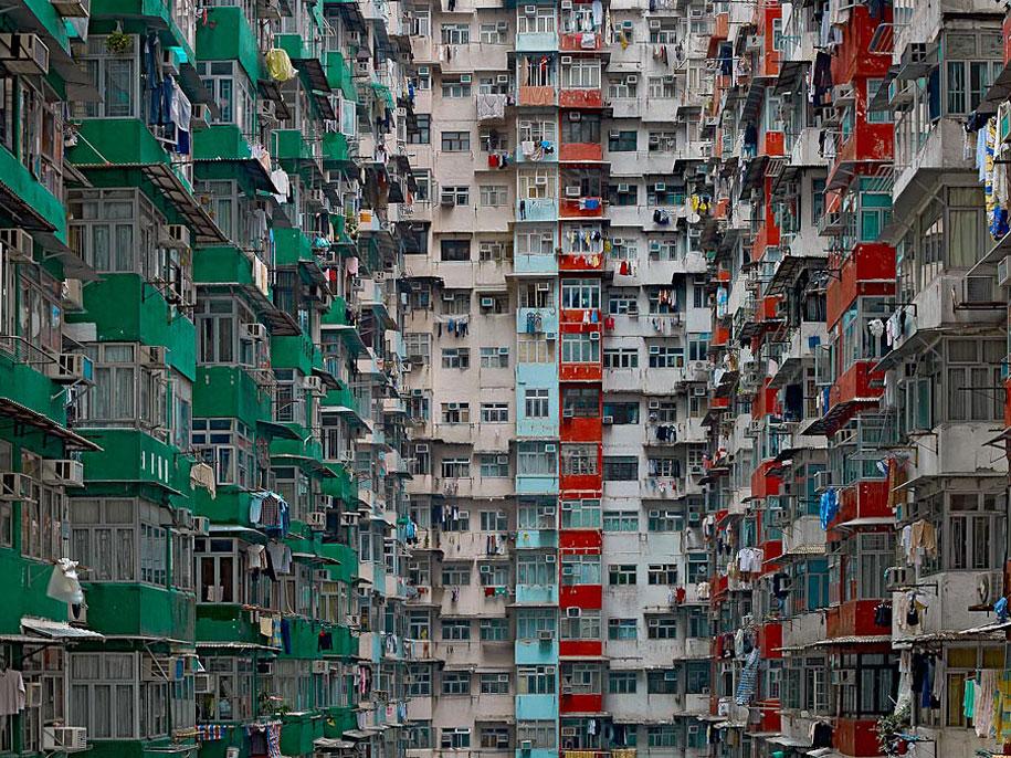 densidad en la arquitectura-hong-kong-michael-wolf-10