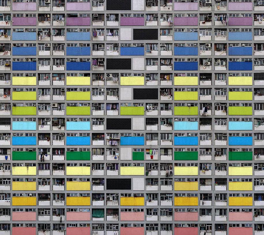 densidad en la arquitectura-hong-kong-michael-wolf-2