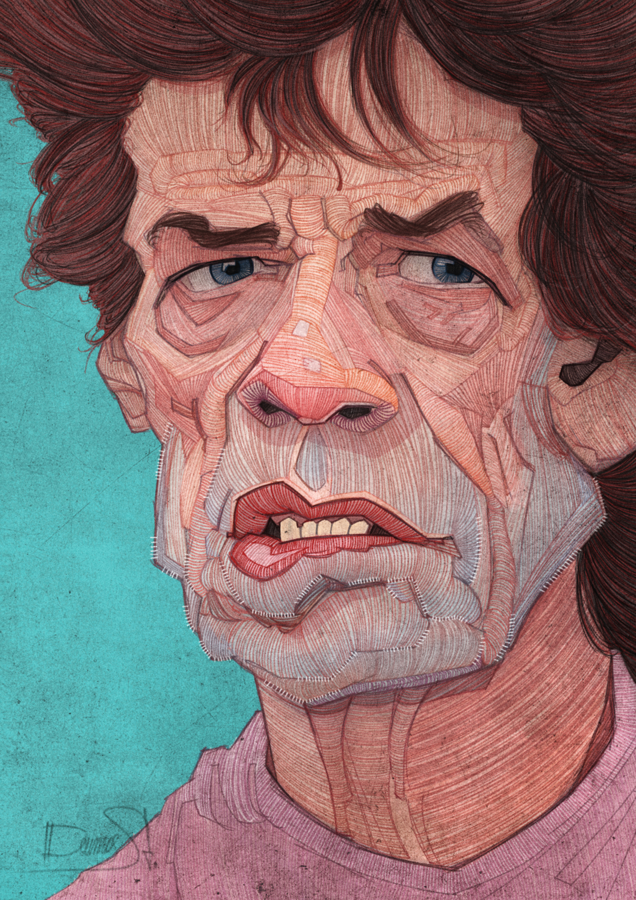 rolling-stones-illustration-oldskull1