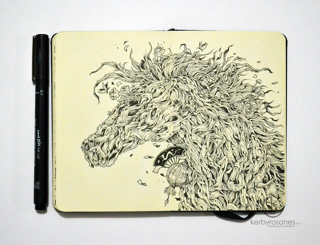 Kerby Rosane illustration 1