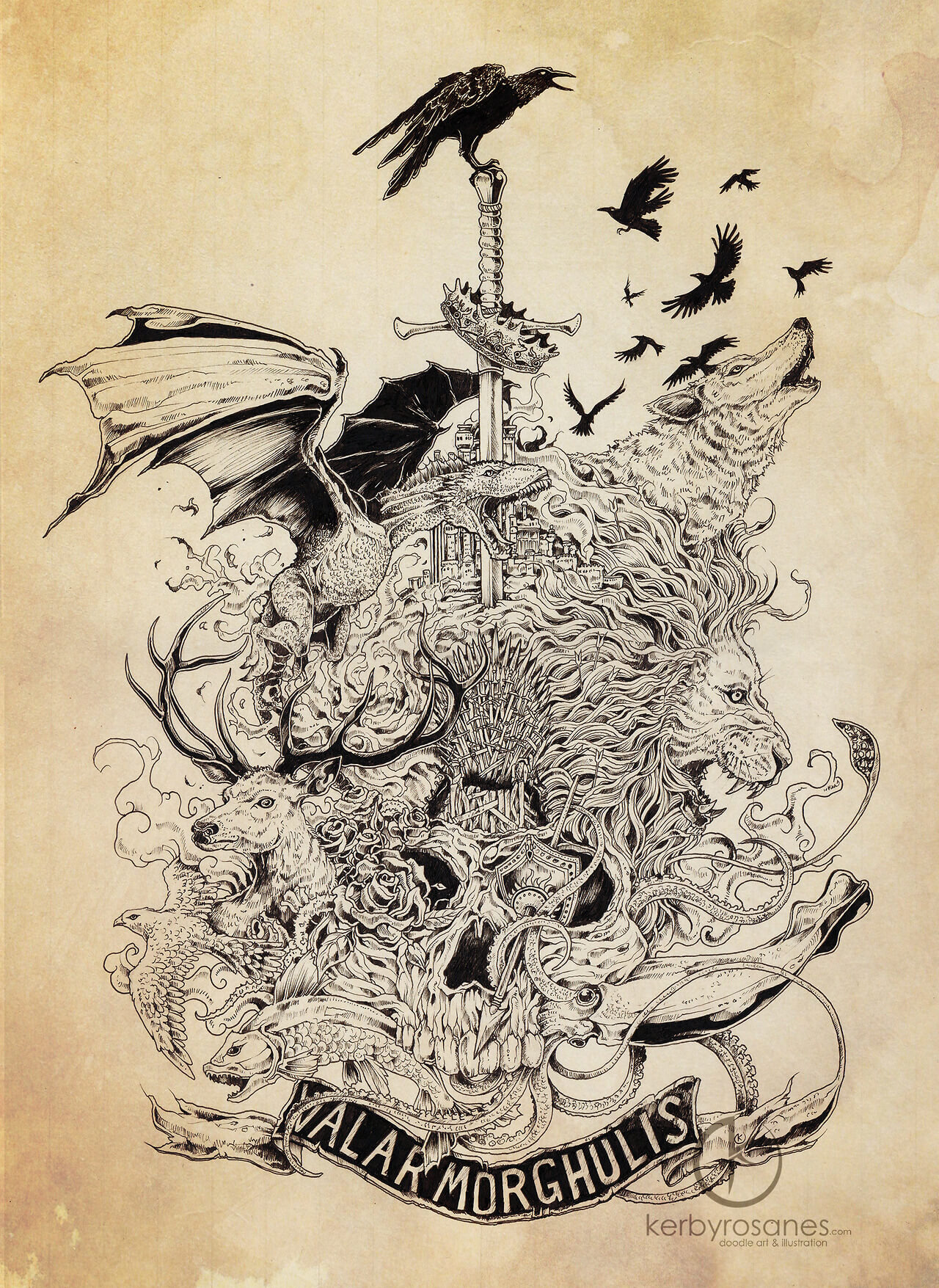 Kerby Rosane illustration 13