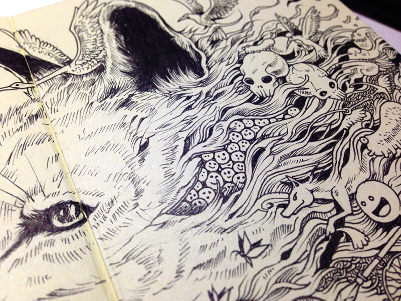 Kerby Rosane illustration 3-1