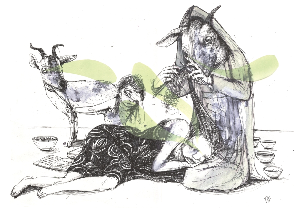 darkamarcadia illustration 2