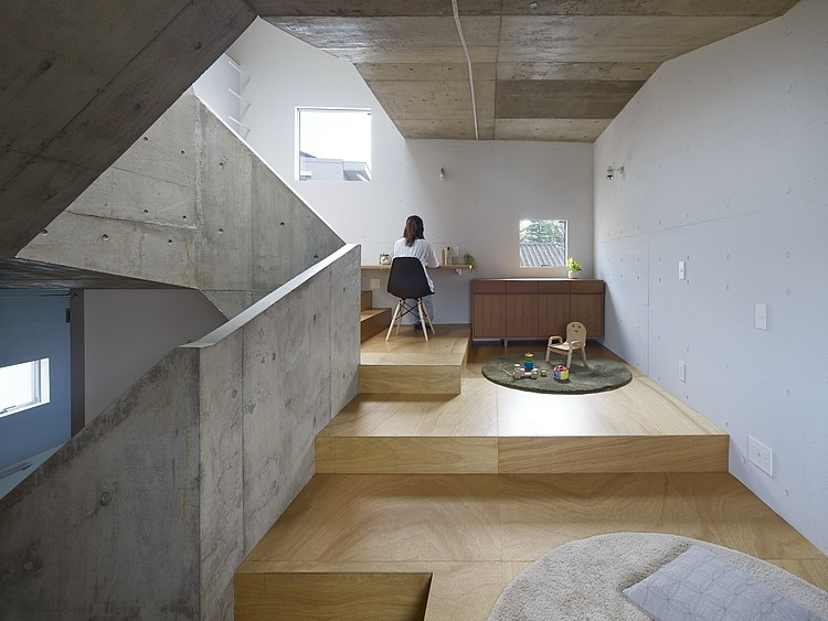 nishiochiai-arquitectura-escalera-1
