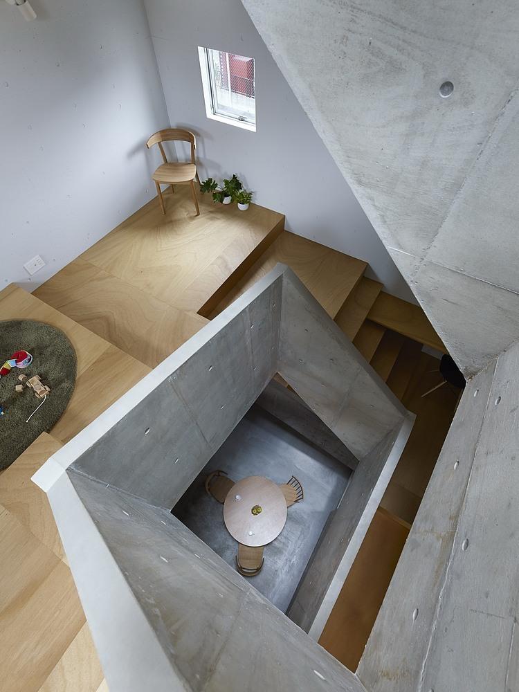 nishiochiai-arquitectura-escalera-7