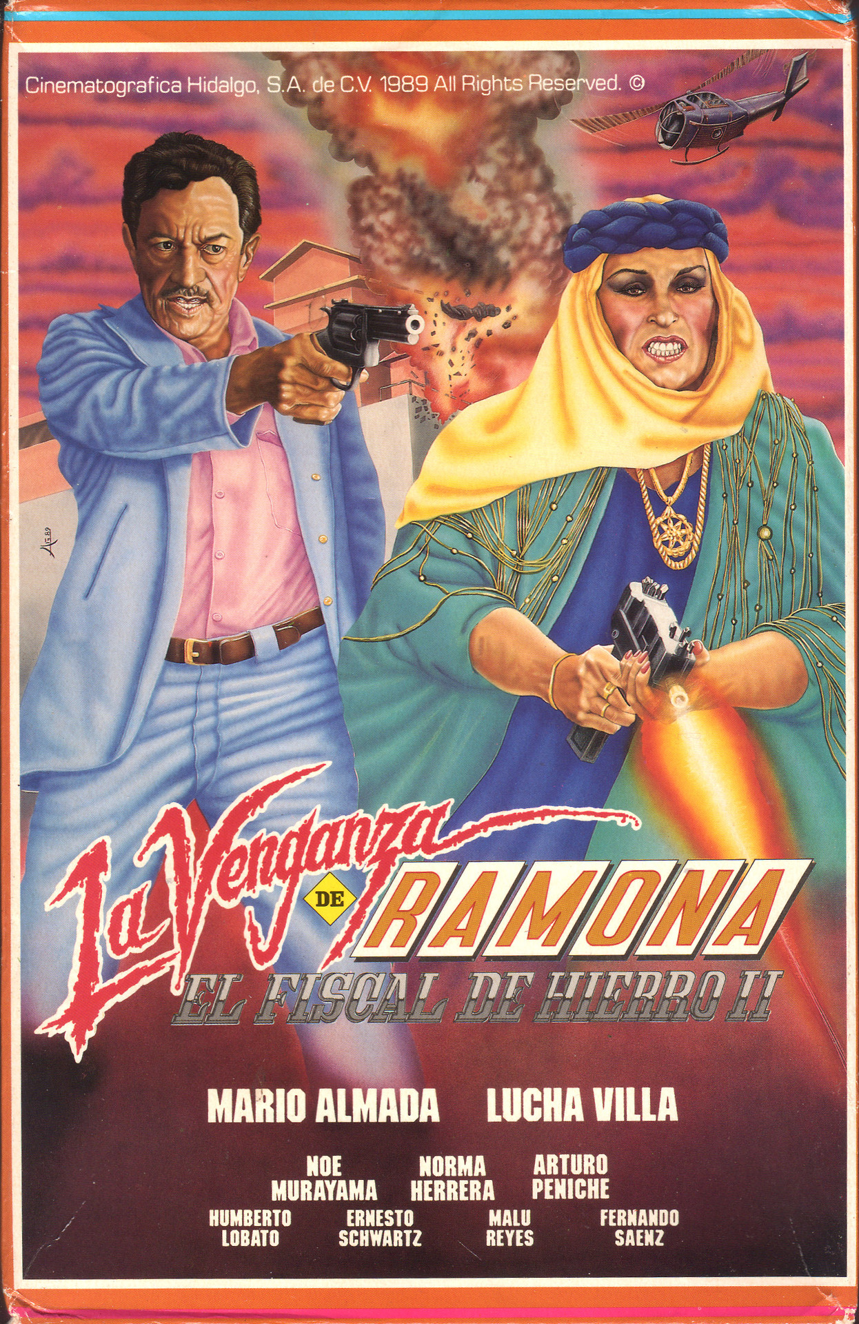 vhs covers illustrations 9