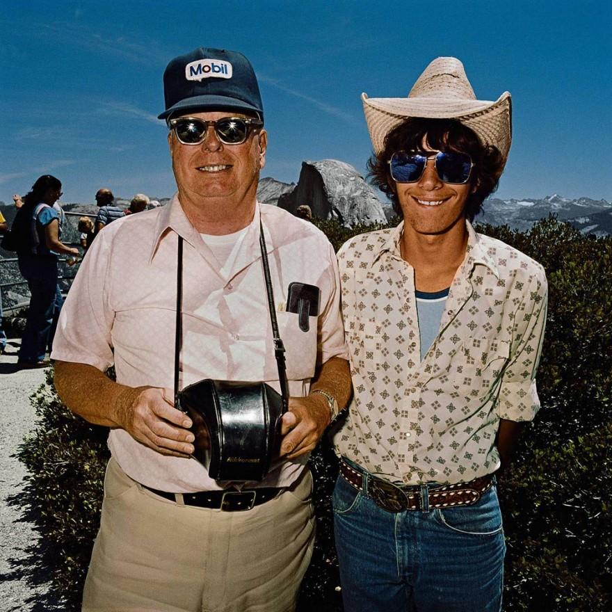 Fotografía vintage y parques nacionales vistos por Roger Minick