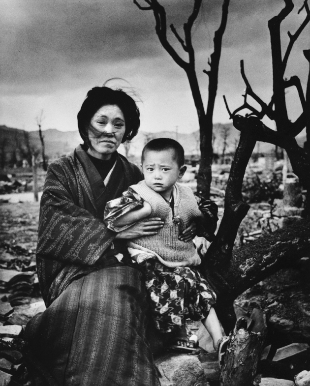 Hiroshima photography by Alfred Eisenstaedt