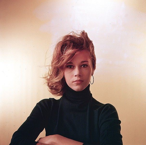 jane fonda milton greene