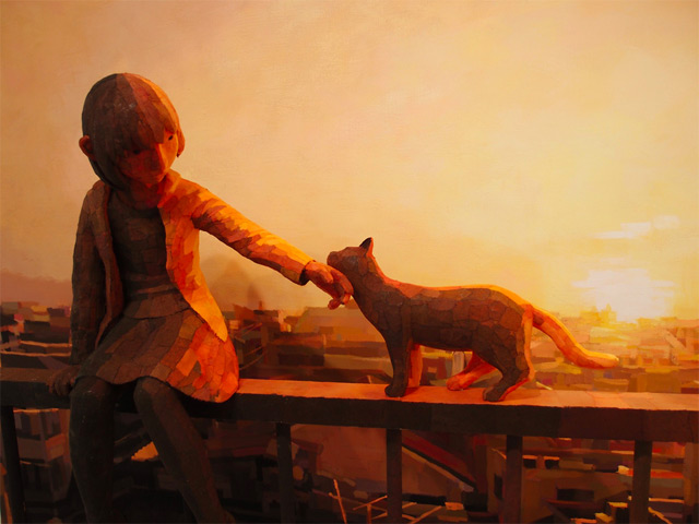shintaro ohata 3d paintings 1