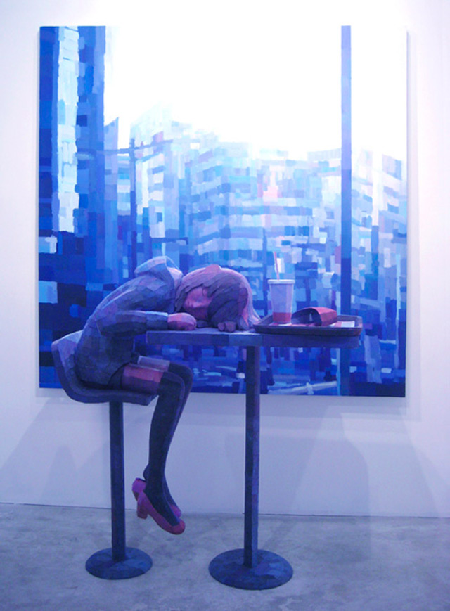 shintaro ohata 3d paintings 7