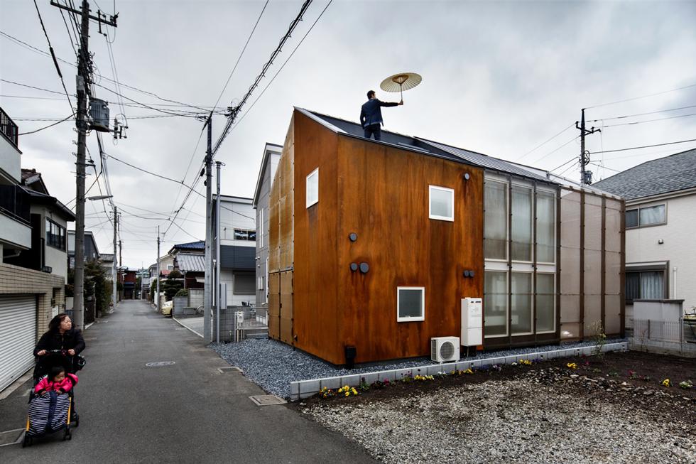 tokyo house cut house 8