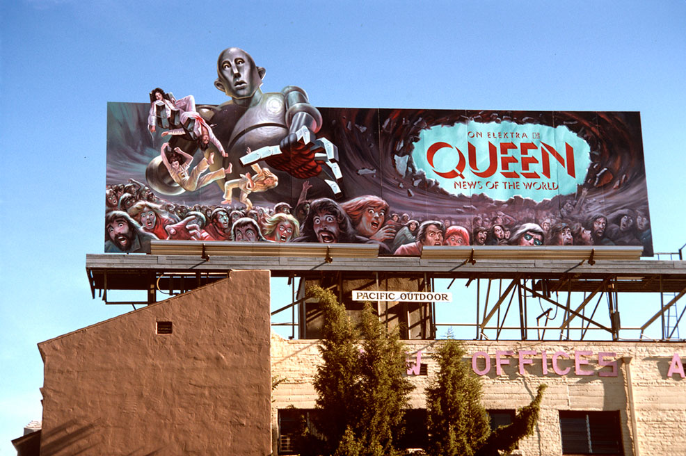 Queen sunset strip