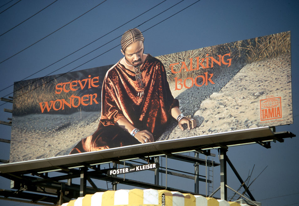 StevieWonder sunset strip