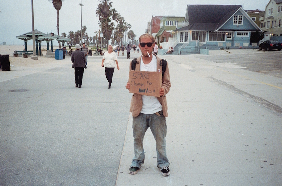 Venice beach people photography 2