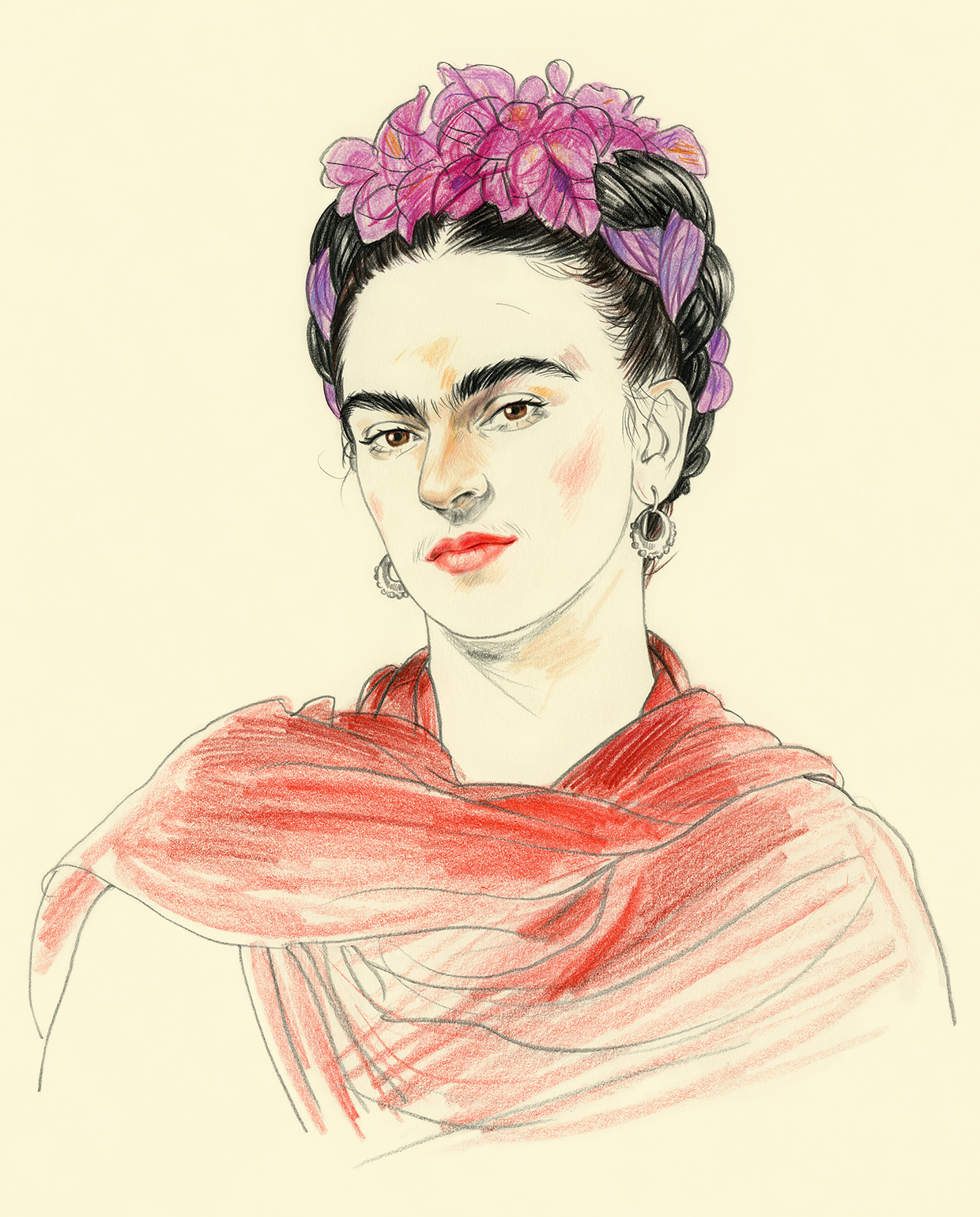 This exhibition presents a fresh perspective on Frida Kahlos compelling life story through her most intimate personal belongings and clothing