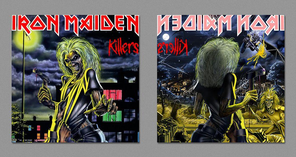 Dark side of album art 6-1