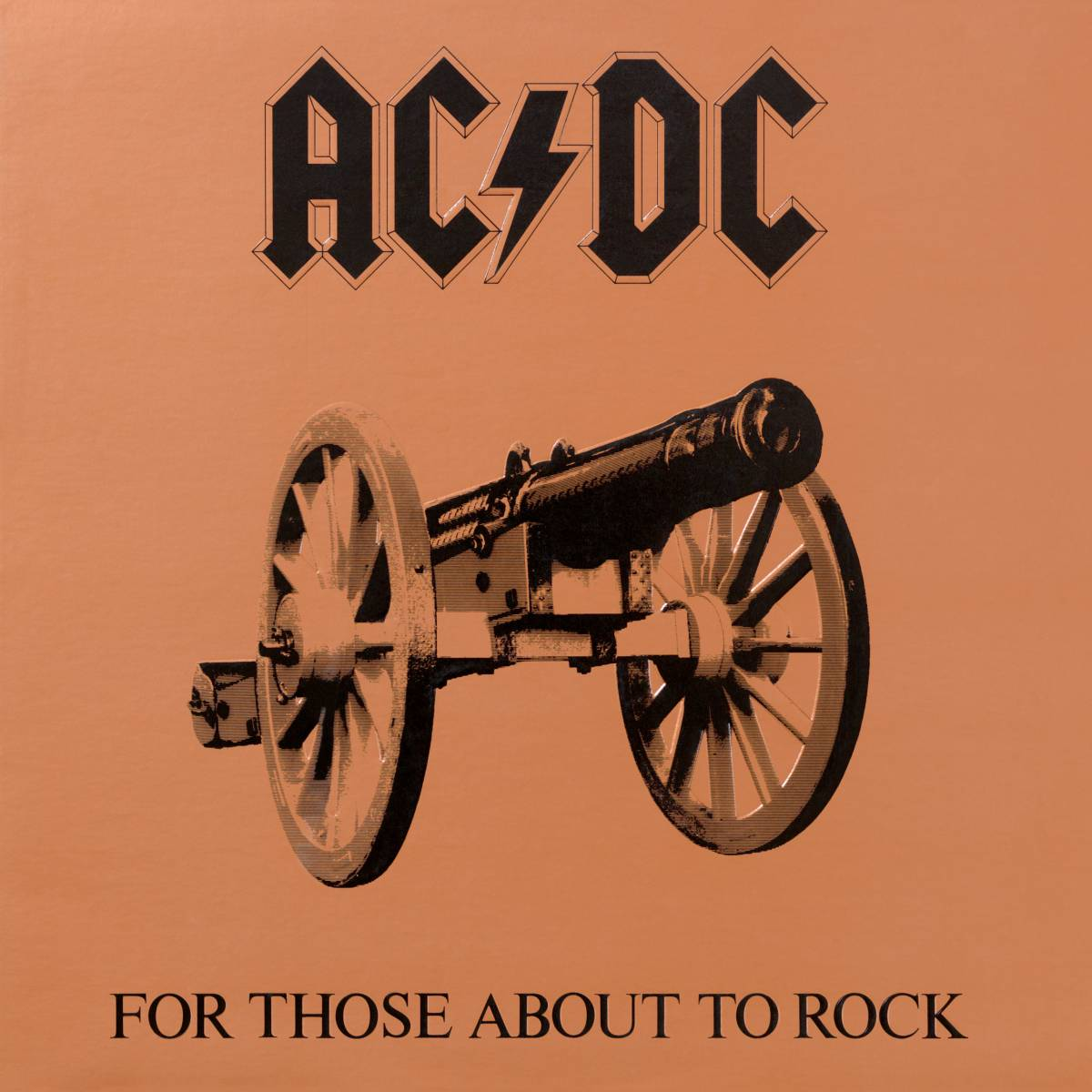 ACDC for those about to rock cover